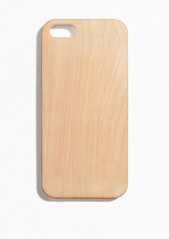 & Other Stories | Wood Iphone 5 Case