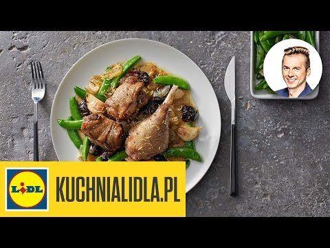 Duszone Nogi Gesi W Sosie Miodowo Musztardowym Karol Okrasa Przepisy Kuchni Lidla Youtube Food Steak Chicken