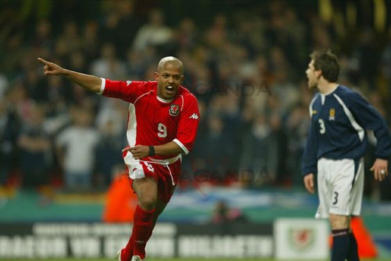 Wales 4 Scotland 0 in Feb 2004 at the Millennium Stadium. Robert Earnshaw scored a hat-trick #Friendly