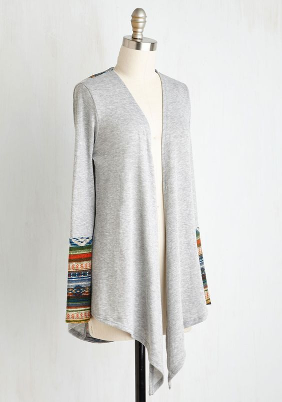Chill Collaboration Cardigan | Mod Retro Vintage Vests | ModCloth.com