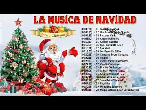 Como Decorar Una Zambomba De Navidad.La Musica De Navidad ღ Canciones De Navidad En Espanol