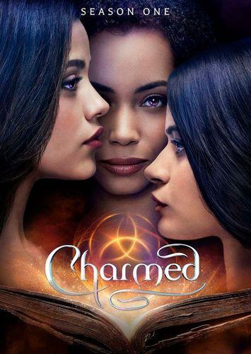 Charmed 2018 Season One 5 Discs Dvd Best Buy Charmed Tv Charmed Season 1 Charmed Tv Show
