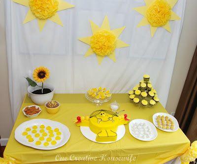 Sunshine theme