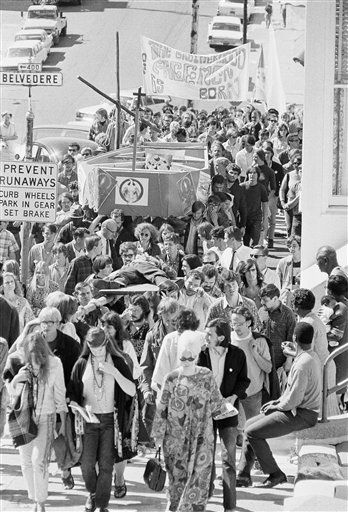 diggers sfo 1967