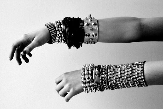 Rock House bracelets galore!