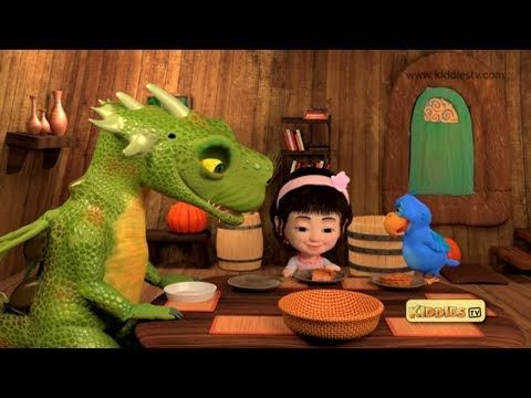 Dinny and Donny | Episode 2 | The Girl and the Dragon
