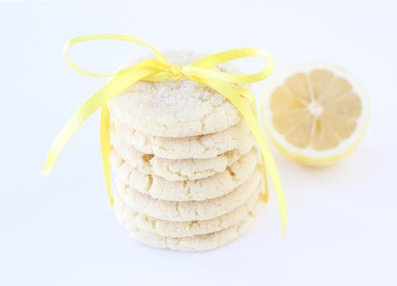 lemon-sugar-cookie-recipe... summer afternoons :)