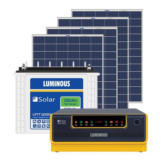 Pin By Loom Solar On Luminous Solar Power System Off Grid Solar Solar System