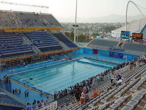 Olympic Pools Where Are They Now Part Five Swimming World News Swimming World Pool Swimming Pools