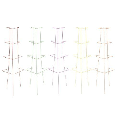 Glamos Wire Products 46in Tomato Cages 76111 - 10 Pack by GLAMOS WIRE PRODUCTS. $104.90. Glamos Wire Products 46In Tomato Cages (76111) 10 Pack. Glamos Wire Products Plant/Tomato Protectors.