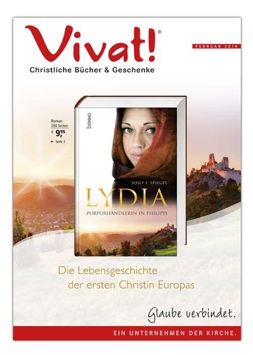 #Vivat! #Katalog für #Januar 2014 - #Belletristik, #Fasten, #Musik u. v. a.