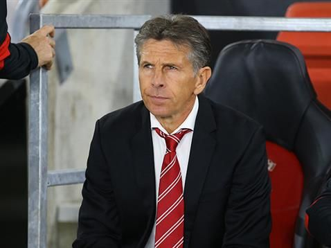 Puel delighted with strength of squad
