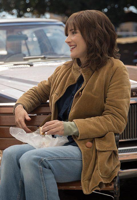Winona Ryder in Stranger Things   ASOS Style Feed HAIR!!