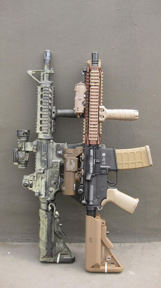 Because everybody needs a short barreled rifle