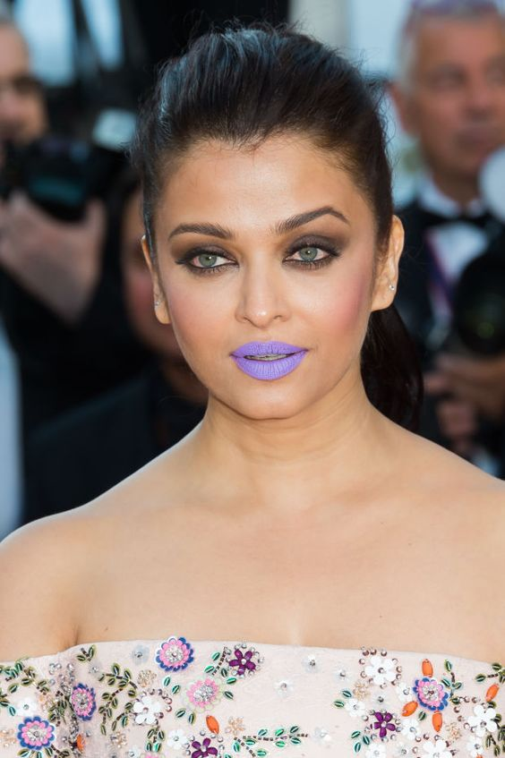 Aishwarya Rai at the 2016 Cannes premiere of 'From the Land of the Moon'. http://beautyeditor.ca/2016/05/24/cannes-film-festival-2016