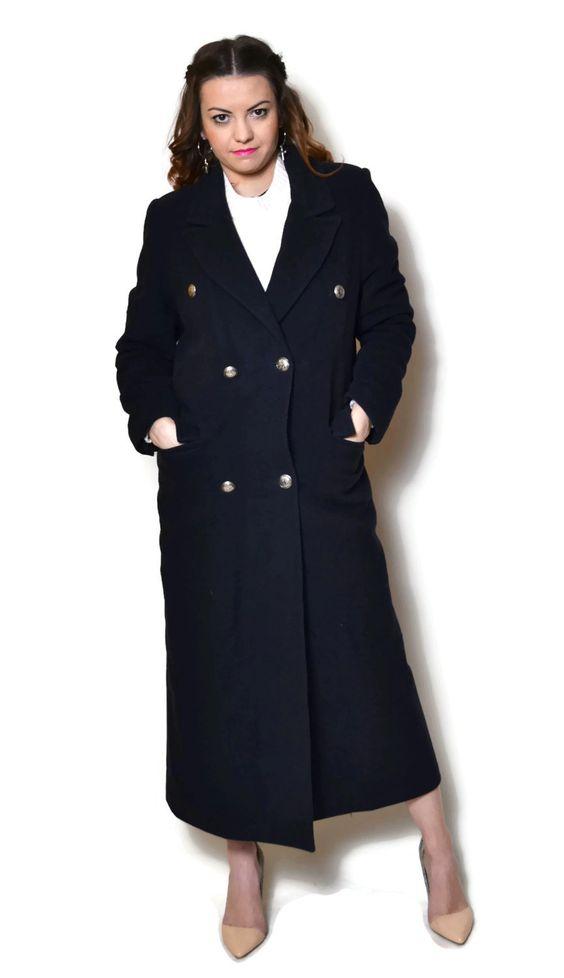 cashmere coat women winter  US$79.95
