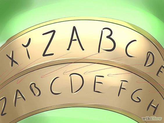 Create Secret Codes and Ciphers Step 17