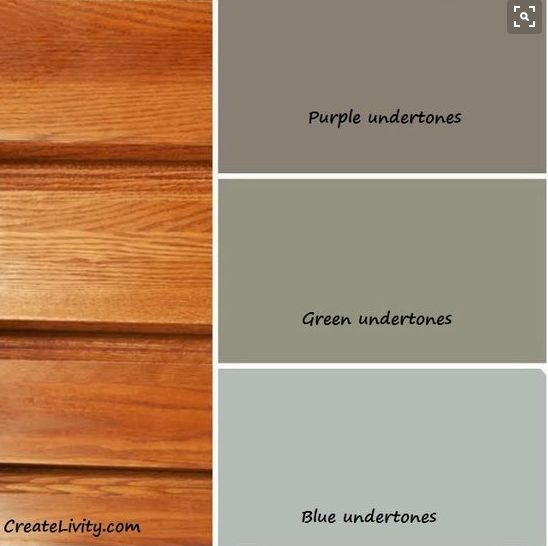 Colors oak kitchens and the o 39 jays on pinterest for Great kitchen wall colors
