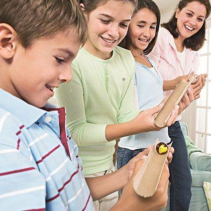 38 Indoor Games for Kids