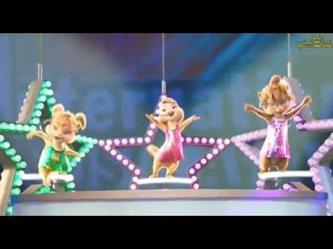 The Chipettes Single Ladies Put A Ring On It Youtube Alvin