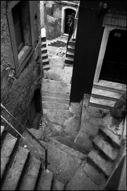 Ferdinando Scianna  Sicily, Leonforte. 1973: