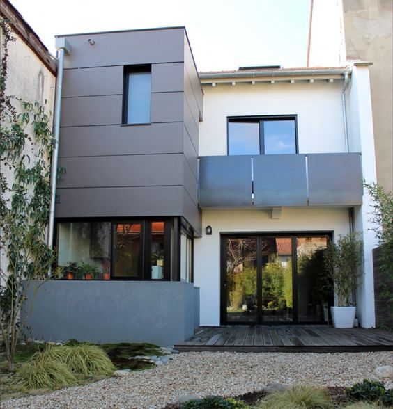 Facades And Home Renovation On Pinterest