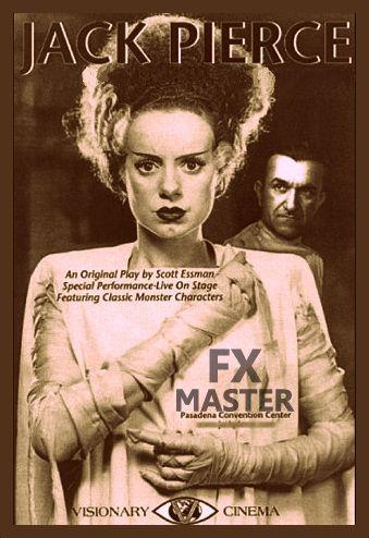 Documental: Jack Pierce: FX Master - 2008: