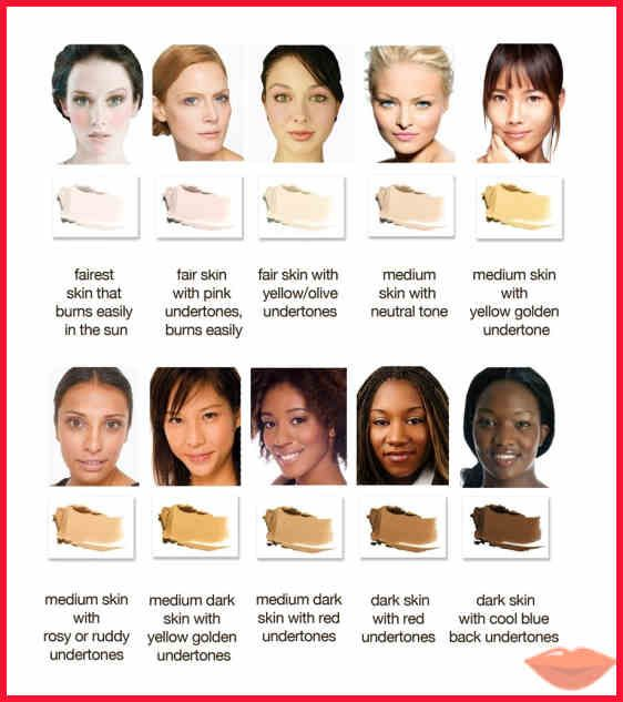 How To Decipher Your Undertone Skin Tone And Skin Type Makeup Trends Skin Tone Hair Color Best Foundation Makeup Best Makeup Tutorials