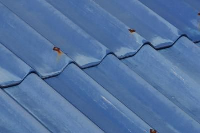 How To Paint Galvanized Steel Roofing Panels A Well