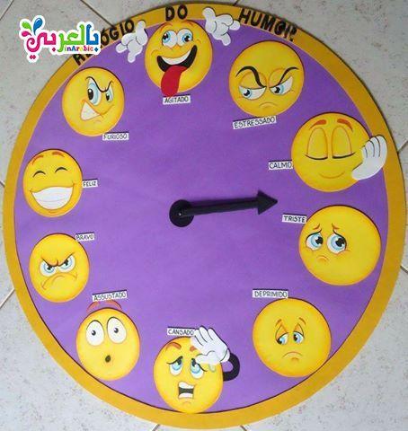 افكار انشطة منتسوري للاطفال نشاط التعبير عن المشاعر للاطفال Preschool Activities Kids Education Preschool Crafts