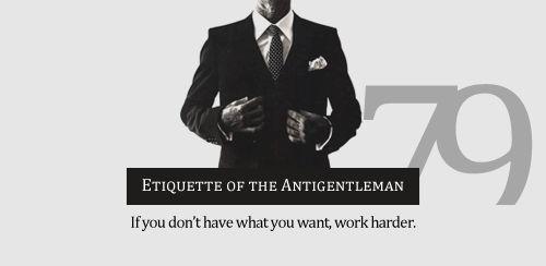 Antigentleman