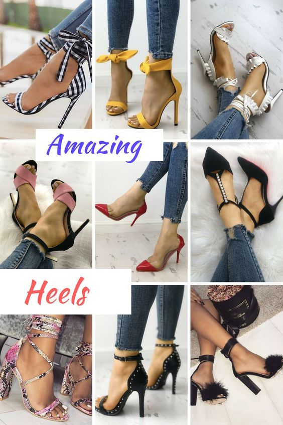 Great Casual High Heels