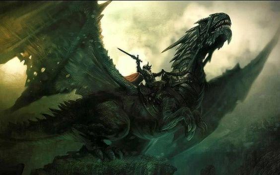 Balerion – còn được gọi là Black Dread