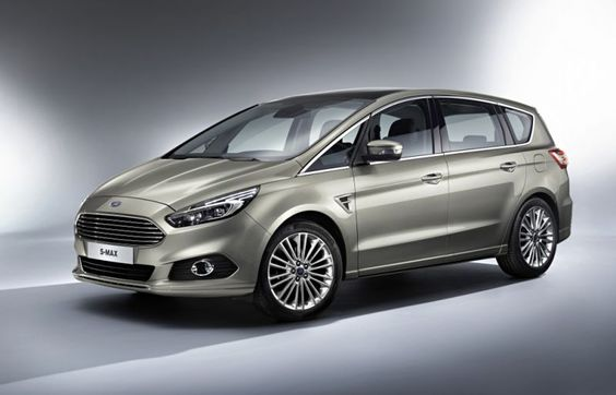 Ford S-MAX II 1.5 EcoBoost (160 Hp) S&S #cars #car #ford #smax #fuelconsumption
