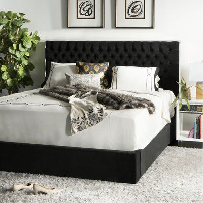 Desoto Upholstered Storage Standard Bed Upholstered Platform Bed
