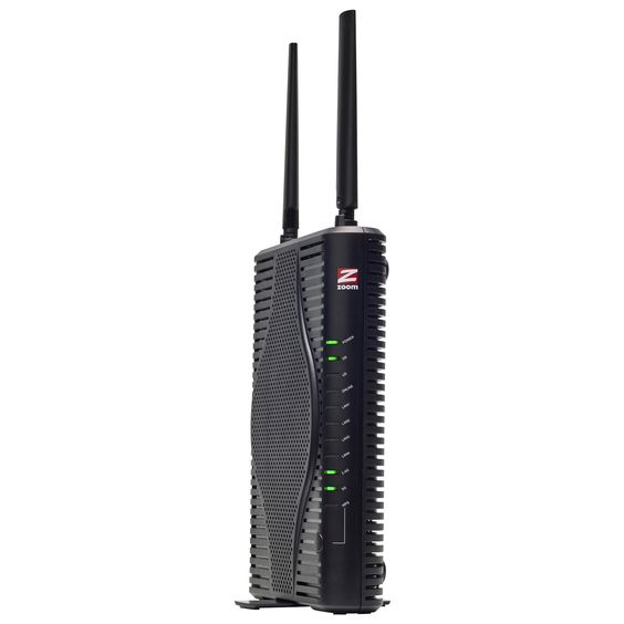 Zoom 5360 Ieee 802.11n Cable Modem/Wireless Router #5360-00-00
