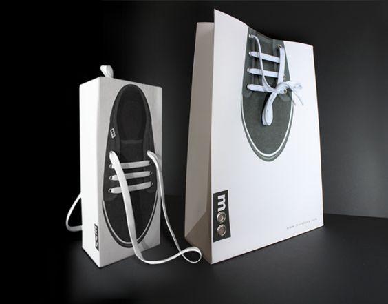 Moo   Packaging/ Bags by Tailor & Baker , via Behance #design #packaging: