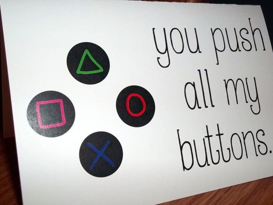 10 Valentines Day Cards For Every Gamer Gamemoir – Valentines Day Card Ideas for Him