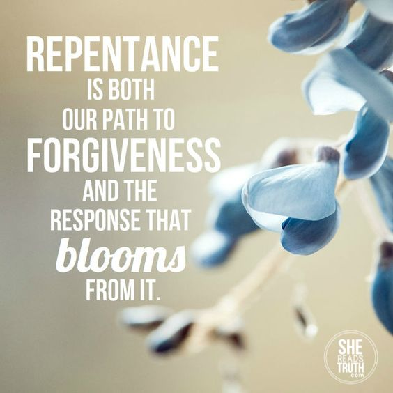 Forgiveness, Repentance Quotes And Great Quotes On Pinterest