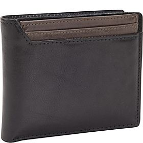 RFID Black Ops I.D. Convertible Thinfold Wallet Black  #eBags and #eBagswishlist