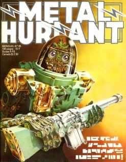 Metal Hurlant #45