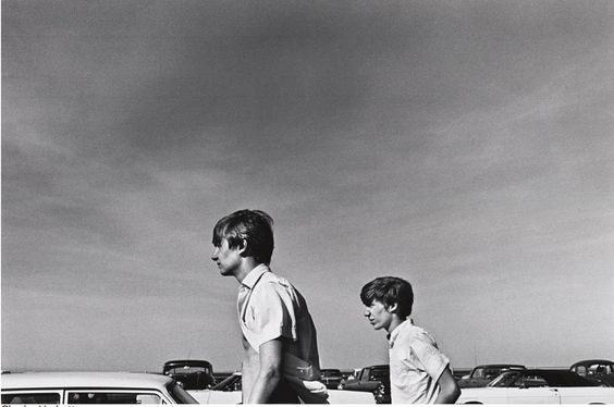 "mpdrolet: "" Beachboys, Nantasket Beach, Massachusetts, 1970 Charles Harbutt """