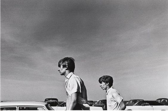 "mpdrolet: "" Beachboys, Nantasket Beach, Massachusetts, 1970 Charles Harbutt """
