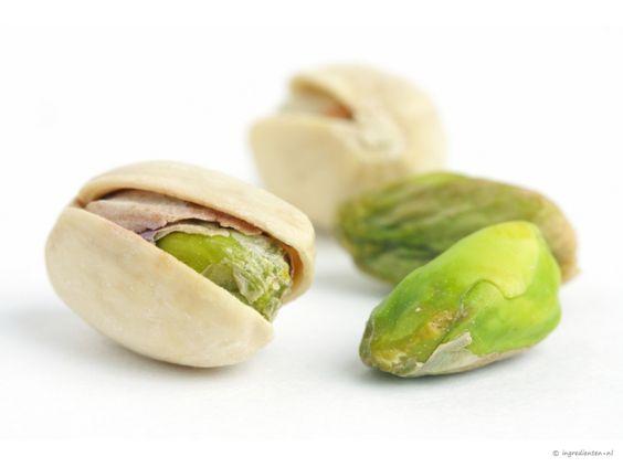 pistachenoten helaas boordevol fodmaps