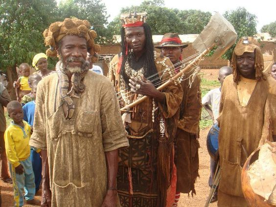 Traditional Clothing In West Africa 18