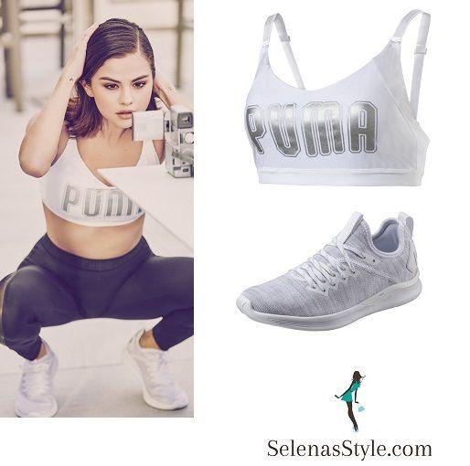 Selena Gomez Puma SS18 Collection