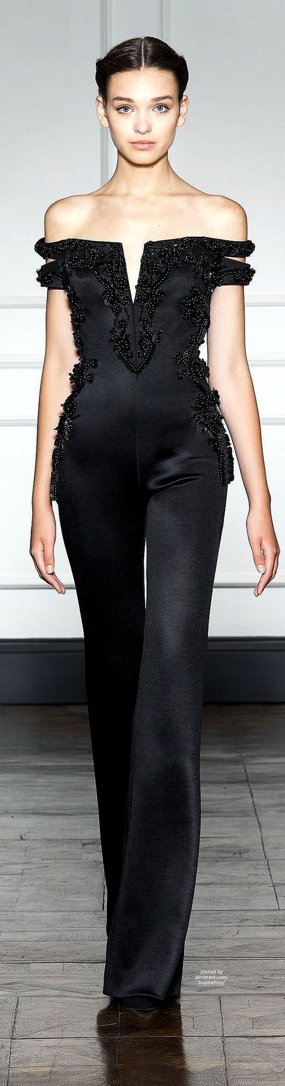 Outstanding jumpsuit by Dilek Hanif