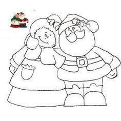 Artesanato e Cia : Riscos (moldes) de natal e meu bolo de morango!