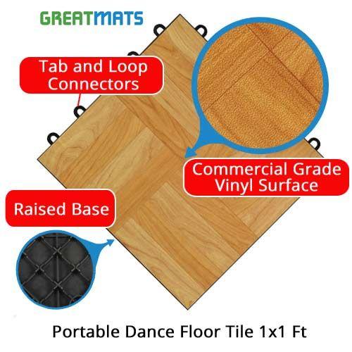 Portable Dance Floor Tile For Event Banquet Hotels Portable Dance Floor Tile Floor Dance Floor