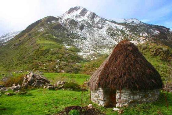 Parque natural de Somiedo, Asturias.
